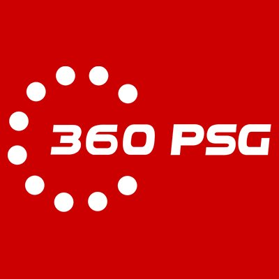 360 PSG logo
