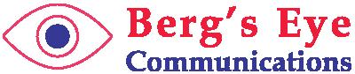 Berg's Eye Communications logo