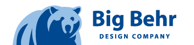 Big Behr Design Co logo