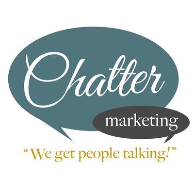 Chatter Marketing logo