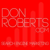 Don Roberts SEO logo