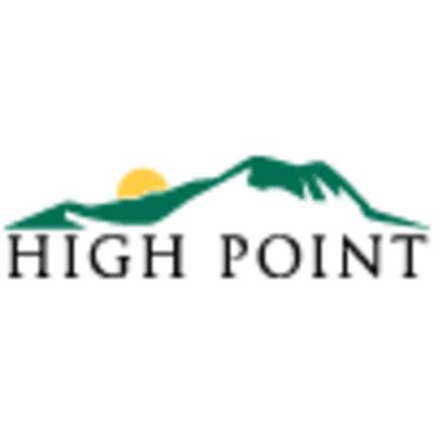 High Point logo