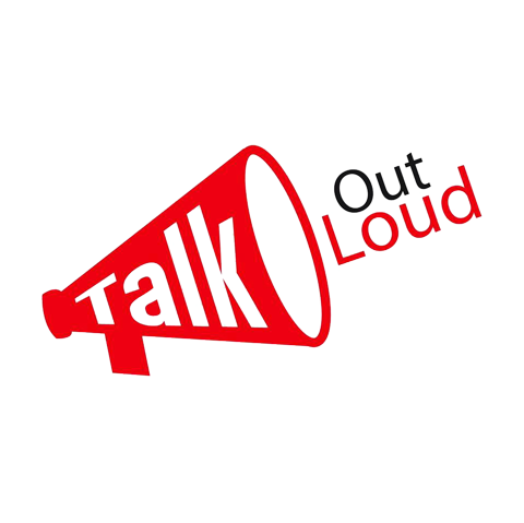Talk Out Loud logo