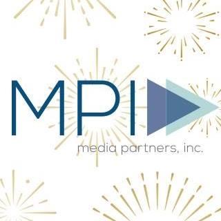 Media Partners, Inc. (MPI) logo