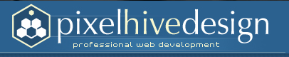 Pixel Hive Design logo