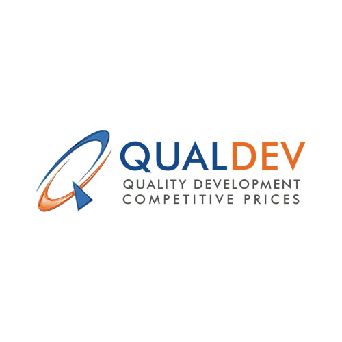 QualDev Inc. logo