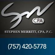 Stephen Merritt, CPA, PC logo