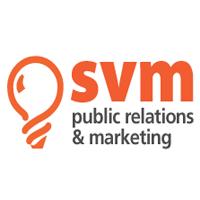 SVM Public Relations & Marketing Communications logo