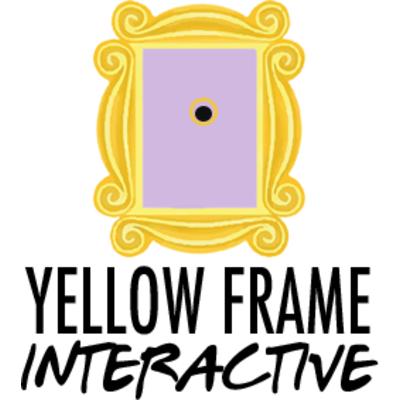 Yellow Frame Interactive logo